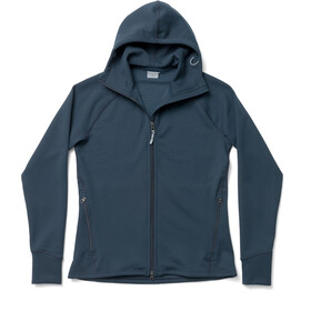 Houdini Mono Air Houdi Fleece Jacket Women, blue illusion